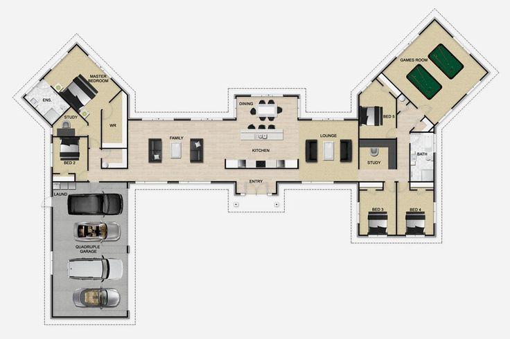 Golden Homes Plan: Mono 388