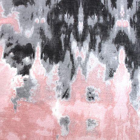 Lightweight Jersey - Pinks and Greys