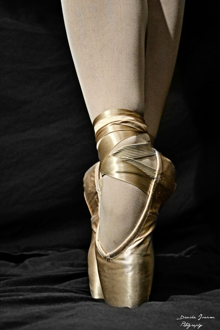 Pointe Toe Ballet Shoes