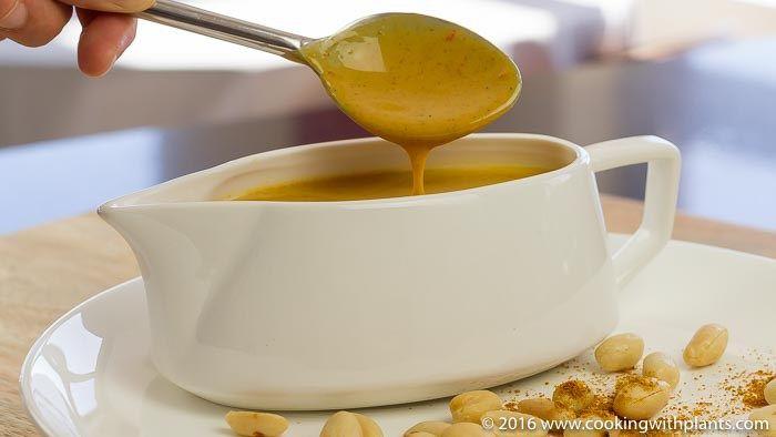 Curry Satay Sauce