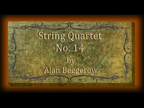 The Left Handed Composer: String Quartet No. 14