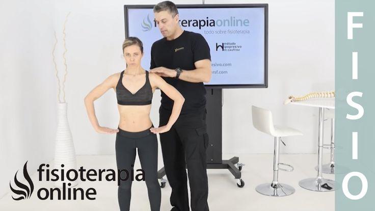 Ejercicio hipopresivo básico: Postura de Demeter
