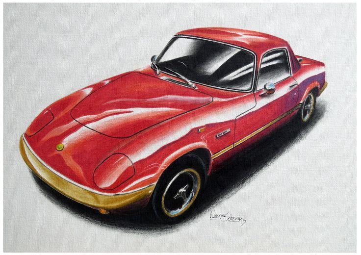 Lotus Elan Sprint