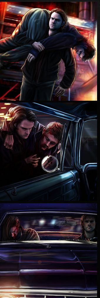 Sam Winchester's Journal – Entry #73 Since the day Mom died, Dad trained us to be prepared to face every kind of situation and to keep our cool no matter what the circumstances. That's what being a hunter meant.