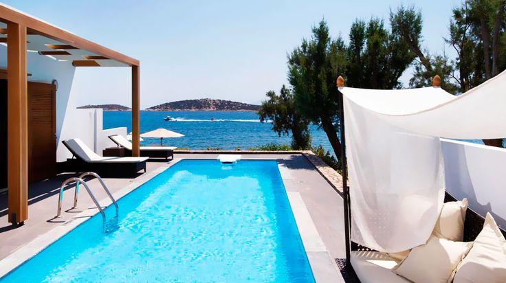 Minos Beach Art Hotel - Agios Nikolaos, Greece