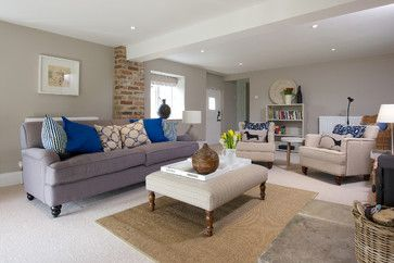 North Yorkshire Cottage - country - Living Room - Yorkshire And The Humber - Karen Dammone Interior Architecture