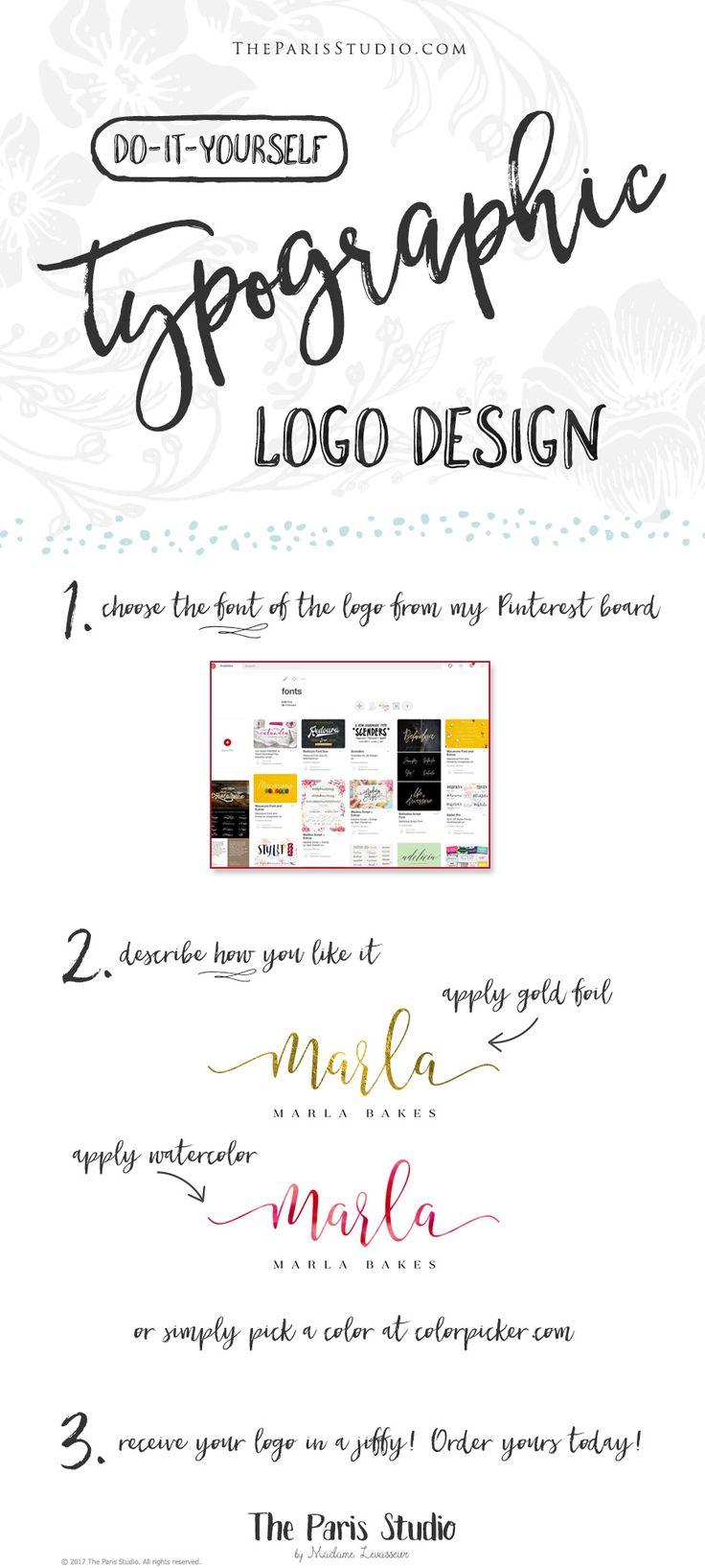 Restaurant designs restaurant logo creator restaurant logo maker - Find This Pin And More On Typography Logo Design