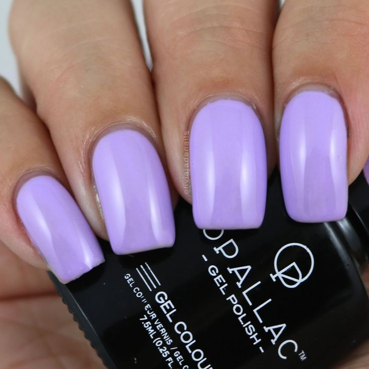 Opallac Gel Polish Date Night swatched by Olivia Jade Nails