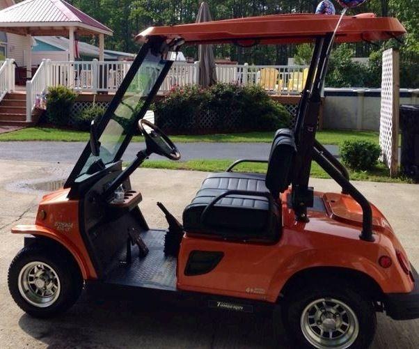 Pinterest the world s catalog of ideas for Narrow golf cart