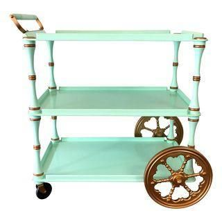 Copper Bar Copper And Bar Carts On Pinterest