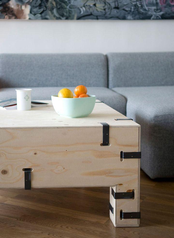 Pakiet Modular Table by Zieta Prozessdesign » Retail Design Blog