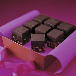 I love this recipe. It's one of my favorites.: Chocolates T, Chocolates Hazelnut, Truffles Recipes, Culinary Chocolates, Recipes Truffles, Dark Chocolates, Chocolate Hazelnut, Shared Chocolates, Free Recipes