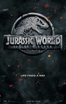 Jurassic World sequel isn't titled Jurassic World 2: The Lost Park? Smh missed opportunity.