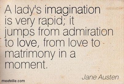 Jane Austen on Marriage