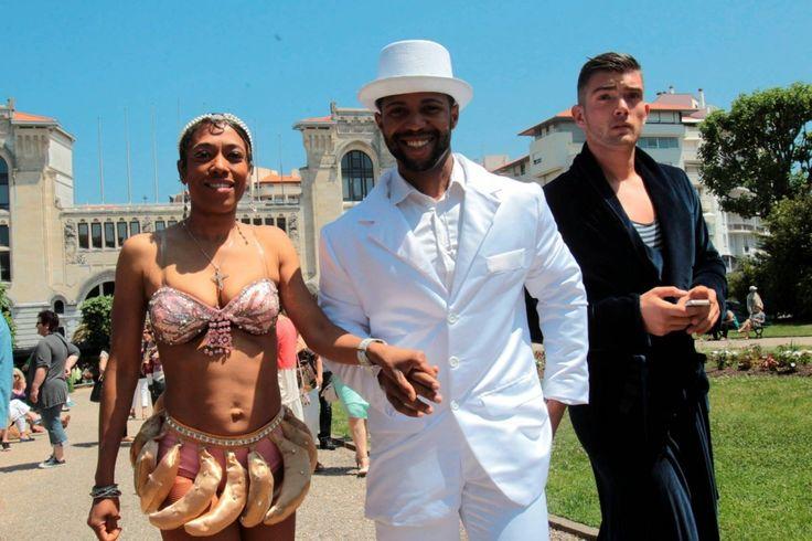 Biarritz : (re)vivez en images le défilé des Années folles