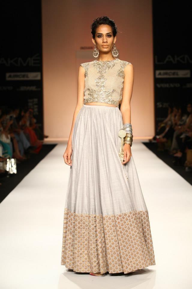 Payal Singhal at Lakme Fashion Week Summer/Resort 2013 Mumbai