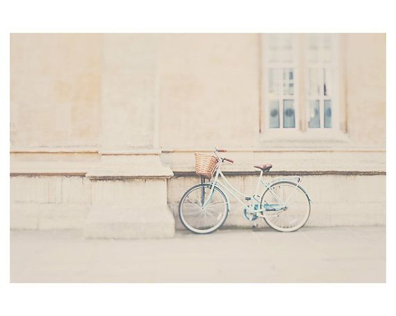 mint bicycle photograph mint bicycle by sweetdreamsandhoney, Laura Evans on Etsy $35.00 https://www.etsy.com/listing/156045666/mint-bicycle-photograph-mint-bicycle?ref=fp_item&atr_uid=5761870&aref=26508788760