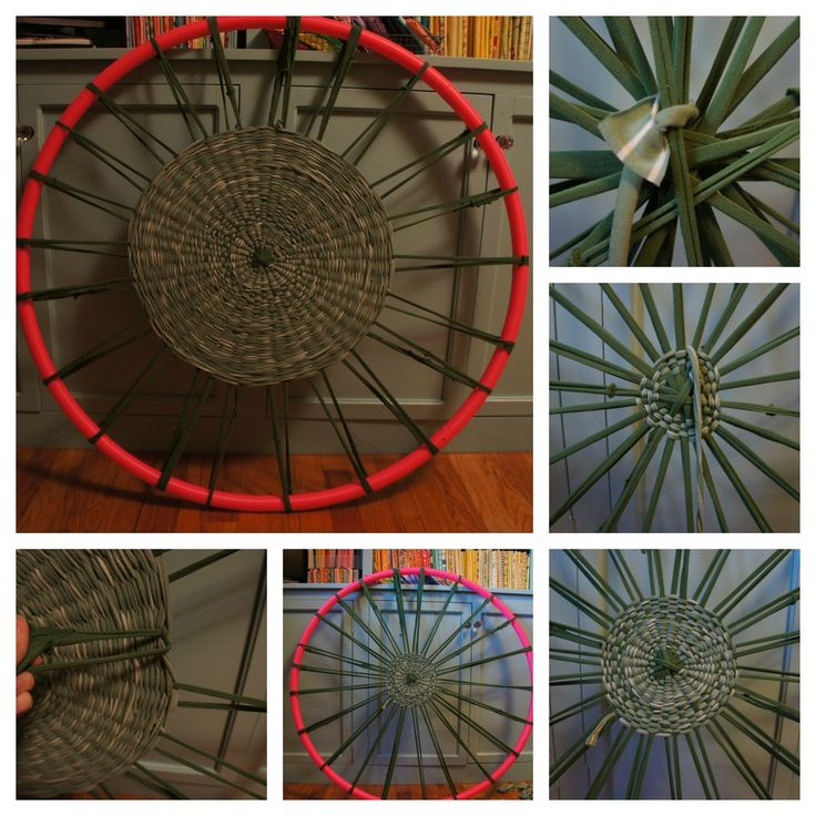Cut To Pieces: Project Hula Hoop Rug Fail