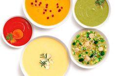Confira 10 receitas de sopas detox para emagrecer com saúde. Perca peso com essas receitas para utilizar em sua dieta detox. Monte seu cardápio com ...