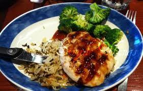 Red Lobster Restaurant Copycat Recipes: Maple Glazed Chicken