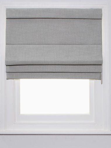 grey roman blinds - Google Search