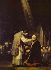 St. Joseph Calasanz, priest