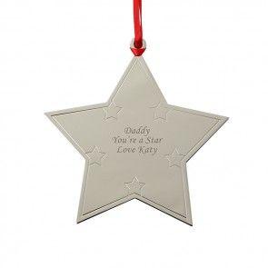 star tree decoration
