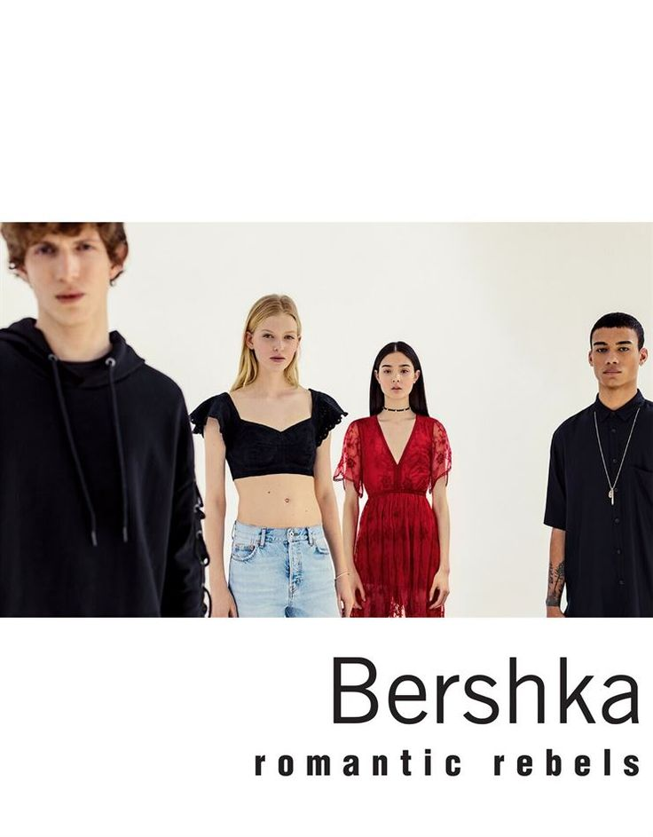 Catálogo de Bershka