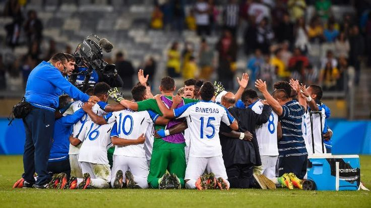 Honduras advanced to the Olympic semifinals with shocking victories over Portugal and Argentina.