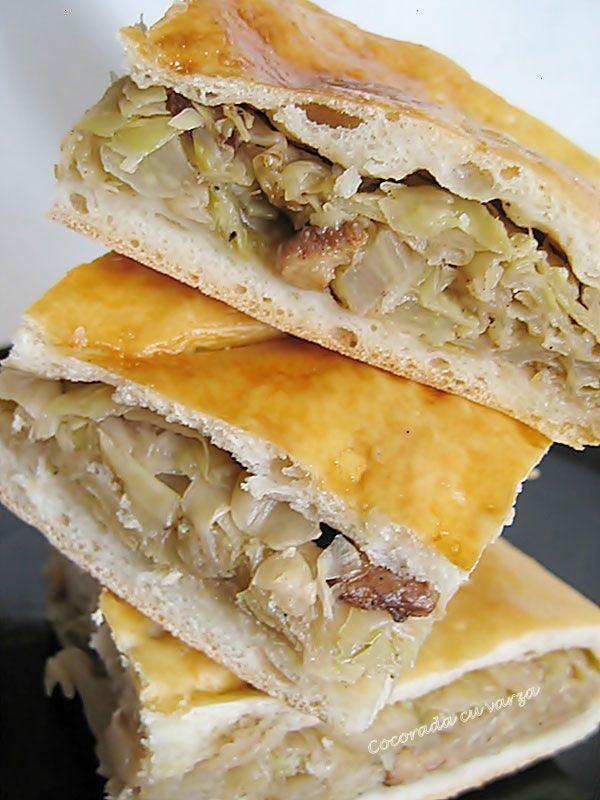 IngredientePlacinta cu varza dulce- Cocorada cu varza : 2 capatani varza…