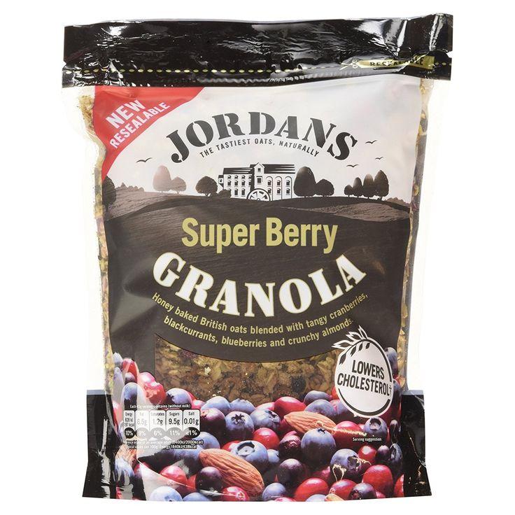 FREE Jordans Berry Granola Pack - Gratisfaction UK