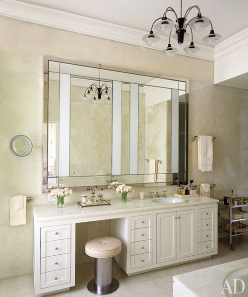 more second bathroom inspirations traditional bathroom by shelton mindel associates in new york new york - Girly Bathroom Ideas