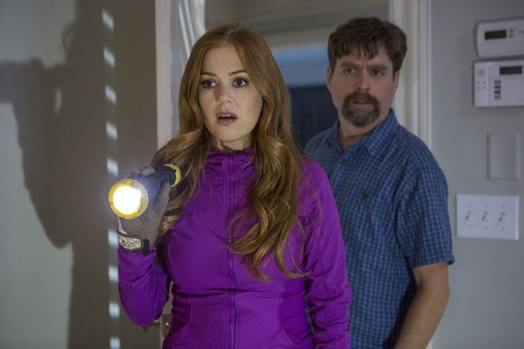 Image of Isla Fisher and Zach Galifianakis in Keeping Up With the Joneses