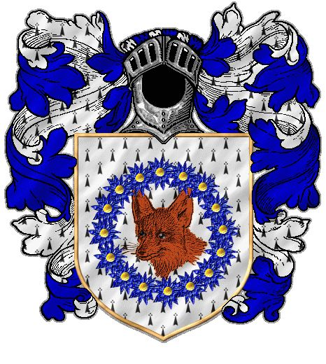 Casa Florent de Fortaleza de Águas Claras é juramentada à Casa Tyrell, mas é também conhecida por falhar com sua fidelidade que lhes era devida. Seu brasão ostenta uma cabeça de raposa vermelha e dourada, rodeada de flores azuis.