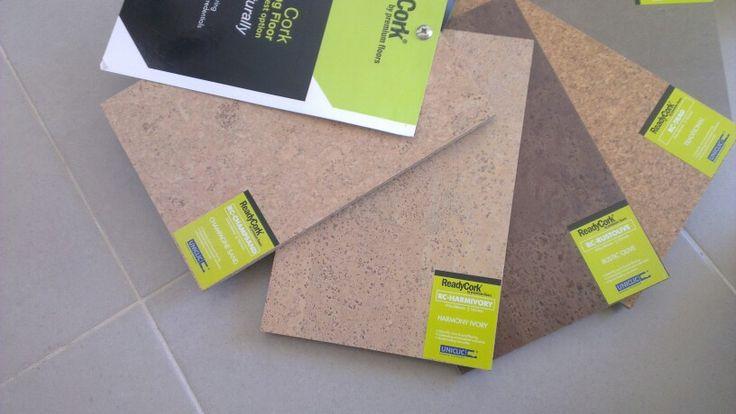 Cork samples