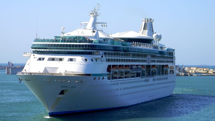 Cruise ship: nave da crociera Vision of the Seas (Royal Caribbean)