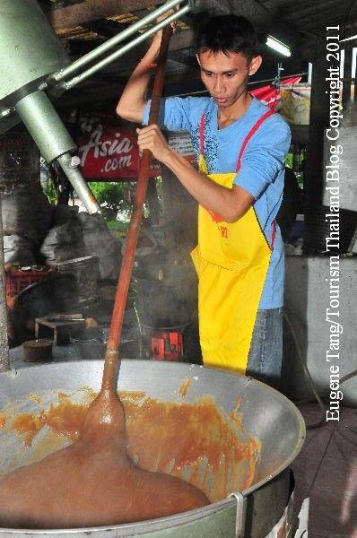 Thai Rice CandyThai Food, Thai Rice, Kalama Candies, Tasty Thai, Rice Candies, Candies Equipment