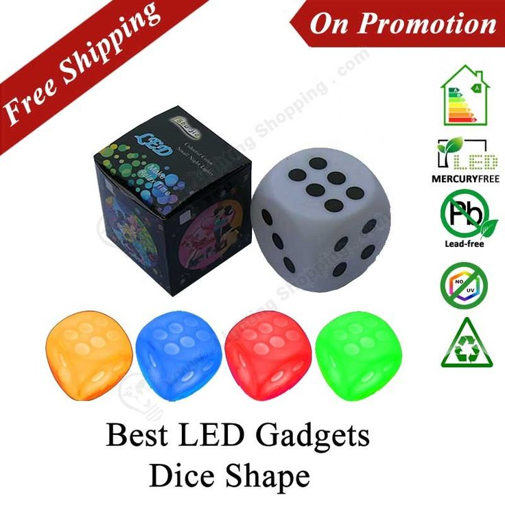 Best LED Gadgets, Dice Shape, 7 Color, Cute Novelty, Party Gift - See more at: http://www.lightingshopping.com/led-gadgets-dice-shape-7-color-cute-novelty-party-gift.html