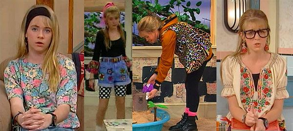 Best thing about Clarissa Explains It All: Her clothes. Worst part: FERGUSON!