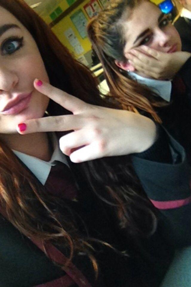 #loveschool #lauren #me #pout