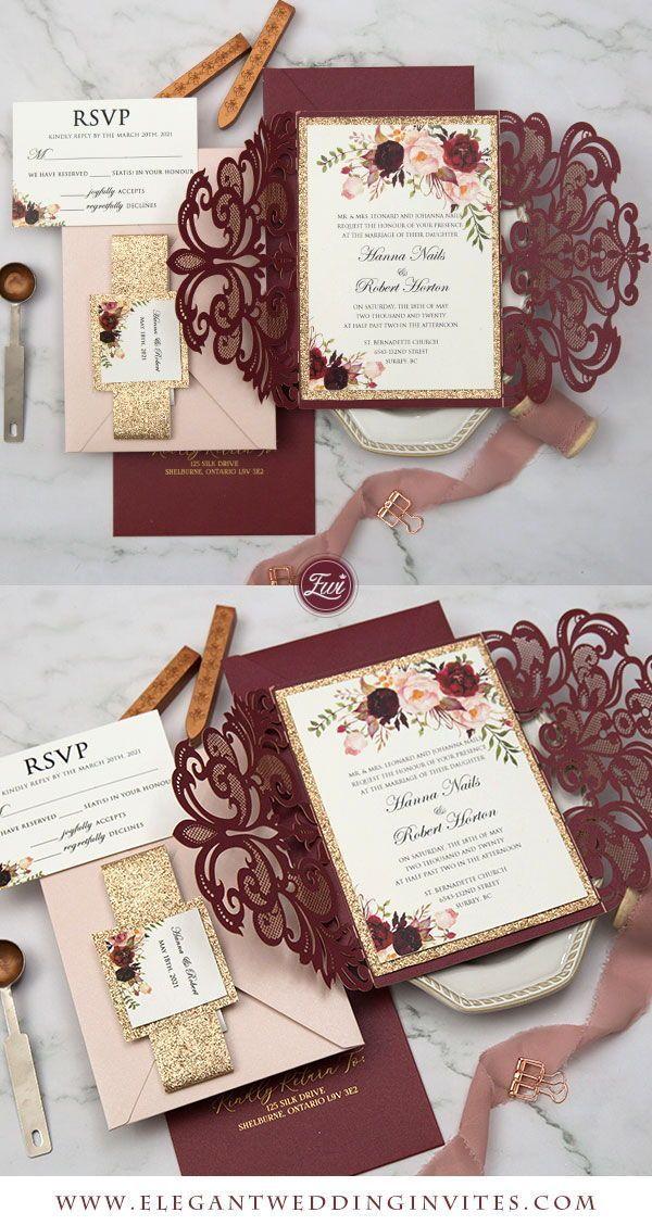 Wedding Invitations Make Your Own Wedding Invitations Pink Wedding Stationery Make Your Own Wedding Invitations Blush Wedding Stationery