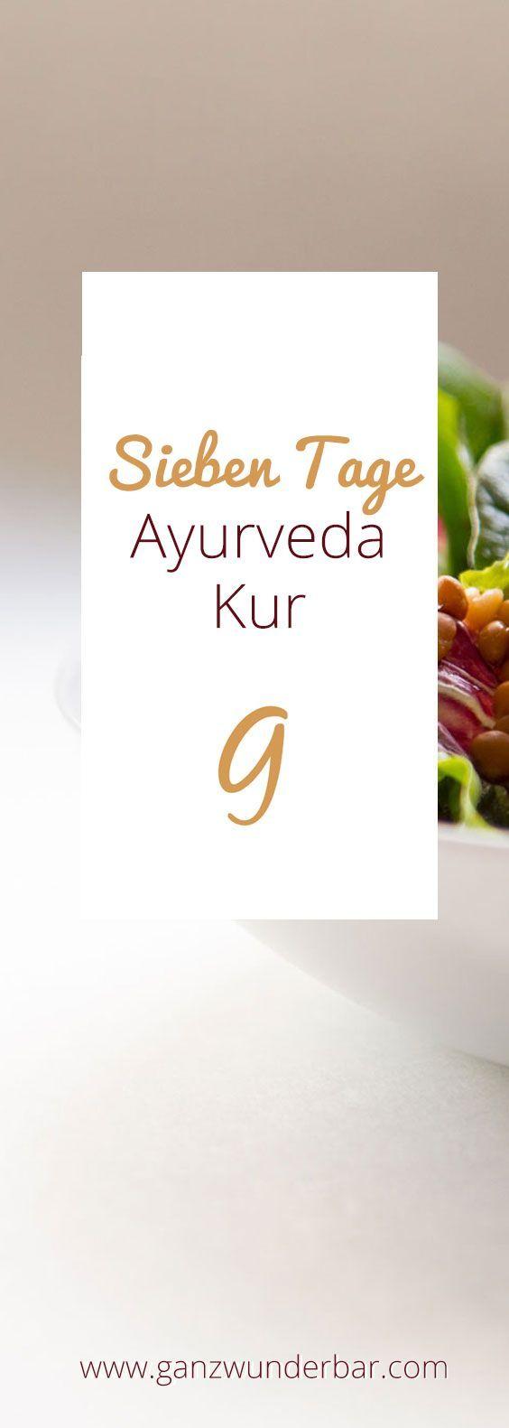 Ayurvedische Ernährung im Alltag mit der YOGIVEDA-Kur – [2019]