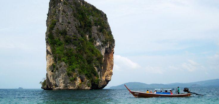 Online reisgids voor reizen door Thailand