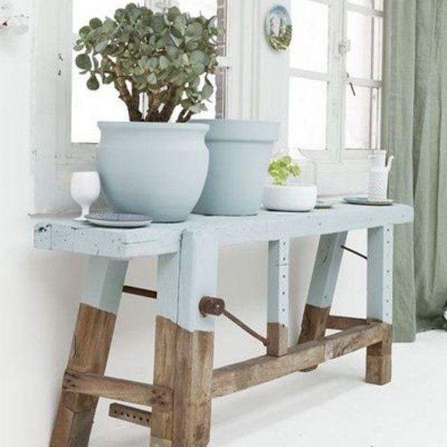 DIY: 10 idées pour customiser un meuble en bois - 100 Idées Déco