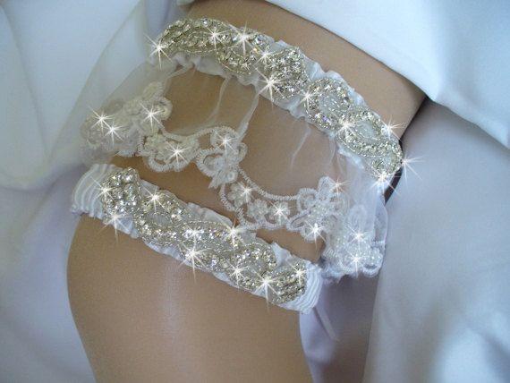 Liga boda Wedding Garter Garder nupcial Liga por bridalambrosia