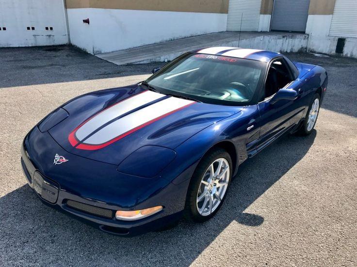 2004 Corvette Z06 Commemorative Edition