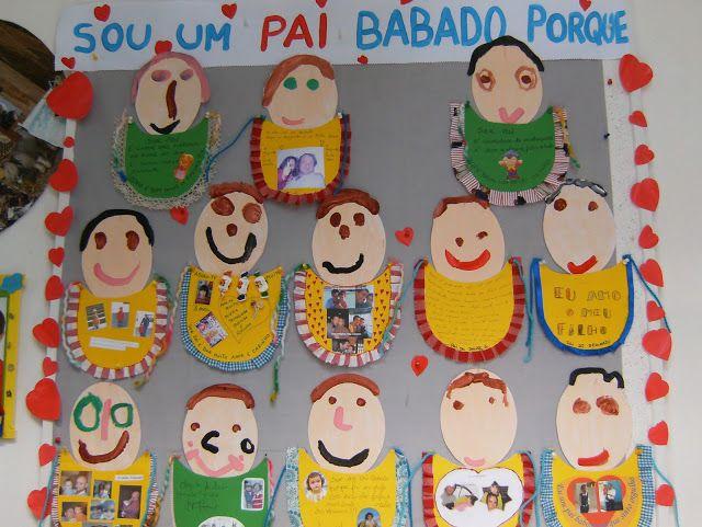 Jardim da Aldeia: Placards do Dia do Pai