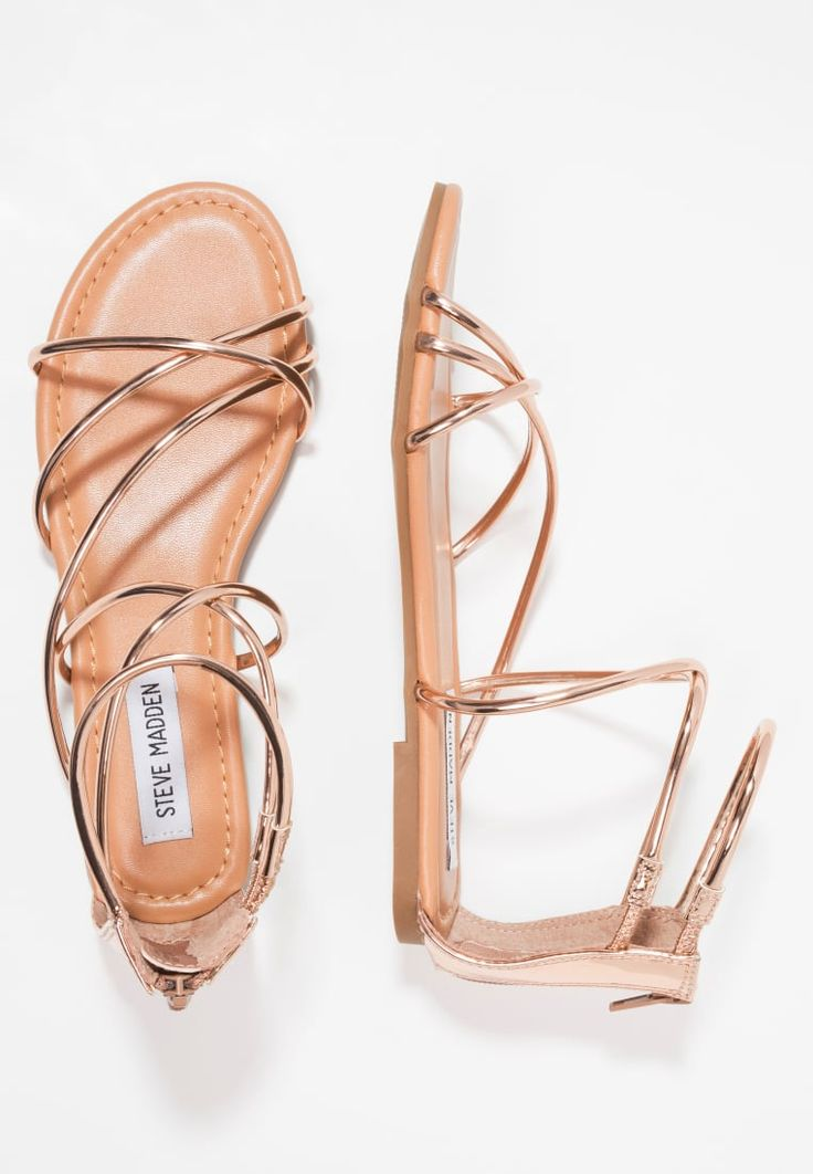 Classiques & spartiates Steve Madden SAPPHIRE - Sandales - rose gold or  rose: 69,