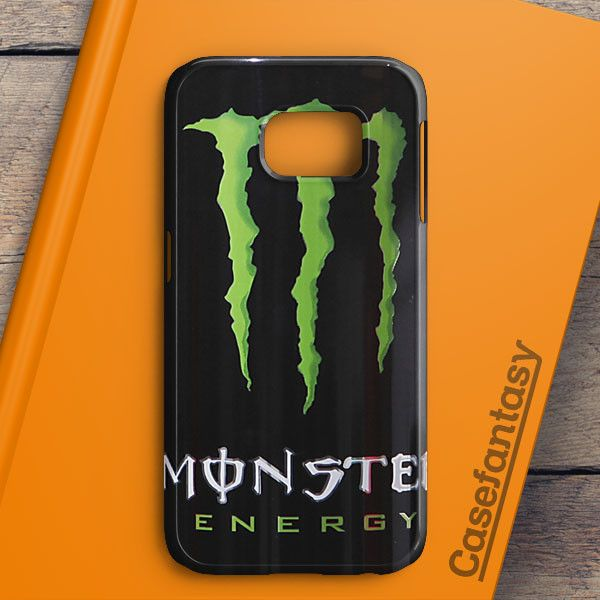 Monster Energy West Coast Customs Samsung Galaxy S6 Edge Case   casefantasy