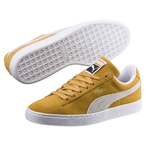 Humillar comodidad eximir  Suede Classic Trainers | Puma suede, Classic sneakers, Suede sneakers